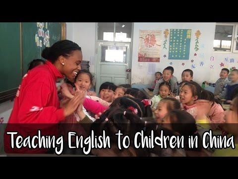 Teaching English to Children in China