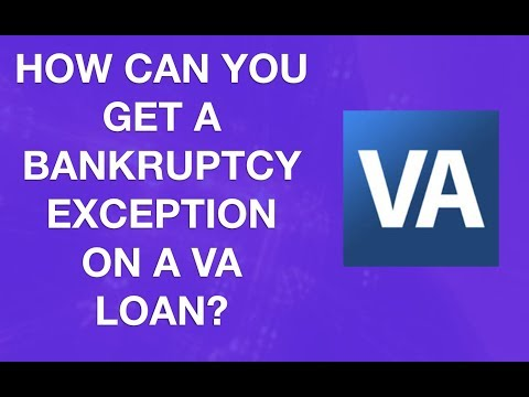how-soon-can-you-qualify-for-a-va-loan-after-a-bankruptcy?