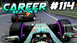 TITLE FIGHT NOT OVER YET.... - F1 2017 Career Mode Part 114