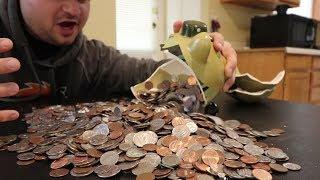 Breaking Open My Piggy Bank