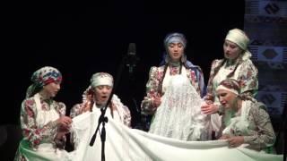 Плачь невесты. Kazanės totorių vestuvinių apeigų pasirodymas.