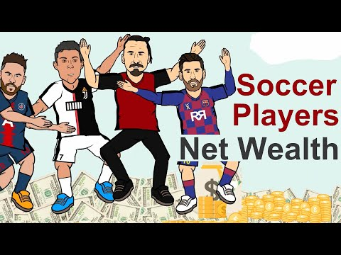 Soccer Players Net Wealth: Who Is the Richest Footballer?