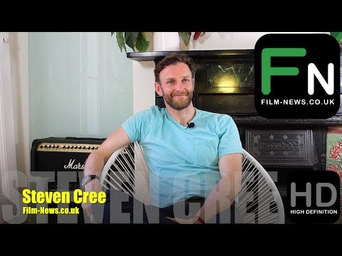 Steven Cree I Interview I Film-News.co.uk