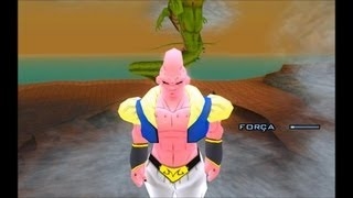 GTA SA EVOLUTION DOWNLOAD SKIN SUPER MAJIN BOO GOTENKS V2 By Diego4Fun FULL HD 1080p