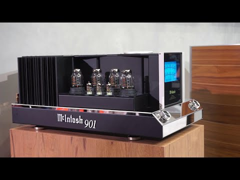 Новые усилители и процессоры McIntosh на ISE 2020