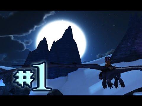 Icestorm Island part #1 - School Of Dragons