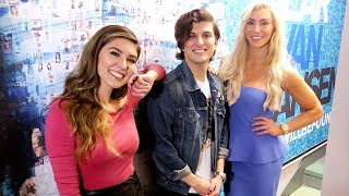 Charlotte Flair & Cathy Kelley go backstage on Broadway with actor Alex Boniello: WWE Now