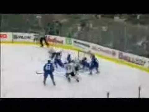 Fabian Brunnstrom Goal # 10 12-23-08 Dallas Stars @ Toronto Maple Leafs