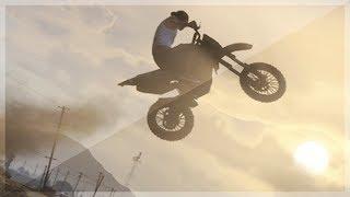 Epic GTA 5 Motorbike Stunt Montage!