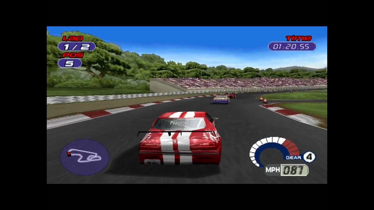 TOCA 3: World Touring Cars Gameplay HD Emulation Epsxe 1.7