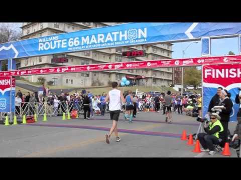 Route 66 Marathon 2012