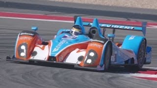 ALMS Circuit of the Americas - The Pursuit of Victory