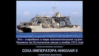 Контрпропаганда. Царская индустриализация и советские мифы