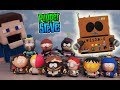 South Park Kidrobot Blind Box Mystery Fractured But Whole Mini Vinyl Figure Toy AwesomO Unboxing