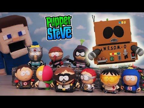 5 x New Kid Robot Street Fighter Series Blind Box