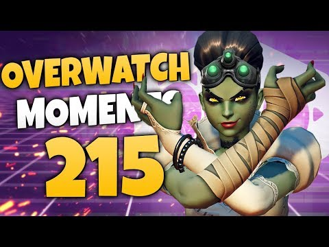 Overwatch Moments #215 thumbnail