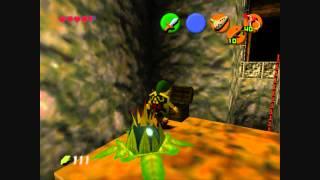 Legend Of Zelda Ocarina Of Time: Dodongdo