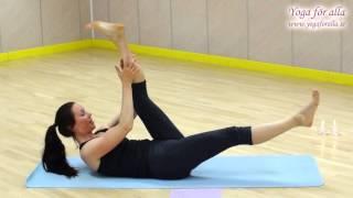 Yoga för alla - Rygg-godis