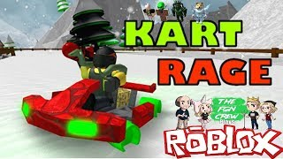 The FGN Crew Plays: ROBLOX - Kart Rage