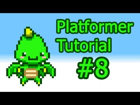 Java 2D Game Programming Platformer Tutorial - Part 8 - Music and Sound Effects