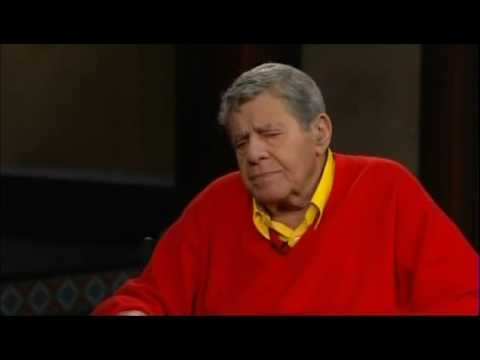 Jerry Lewis on the Martin-Lewis Reunion & Dean's Death