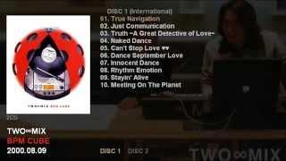 TWO∞MIX Best Album (Dance Rearrange) 「BPM CUBE」 Catalogue Number:...