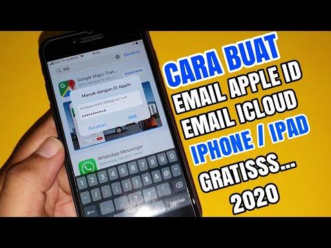 Cara Terbaru Buat Akun Apple Id Iphone/Ipad Untuk Download Di Appstore Dan Aktifasi Icloud
