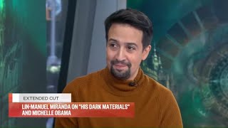 Lin-Manuel Miranda On 'Hamilton' And Friendship With Michelle Obama | TODAY All Day