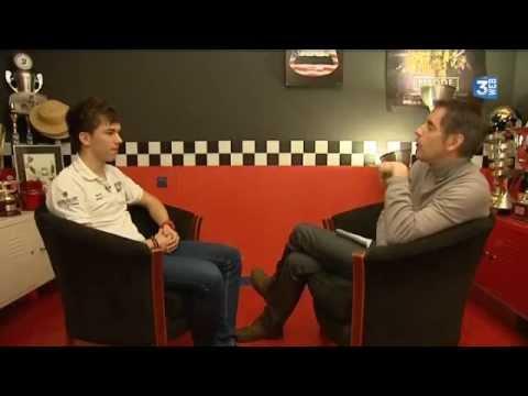 Rencontre avec Pierre Gasly pilote automobile de 17 ans
