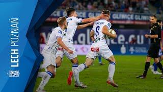 Pawka zna stadion! Kulisy meczu: Piast Gliwice - Lech Poznań 1:1