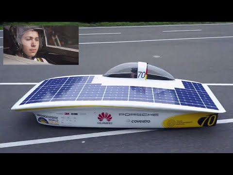 World Solar Challenge: Tough Test For Automotive Coating With Sustainable Raw Material