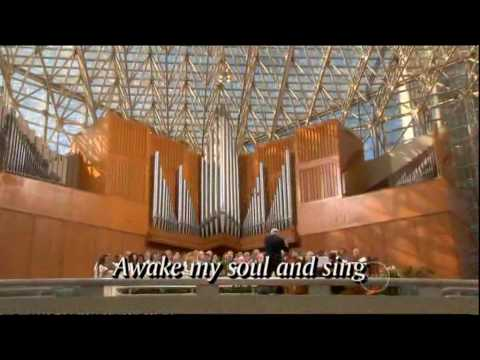 Crown Him with many crowns - Crystal cathedral Choir