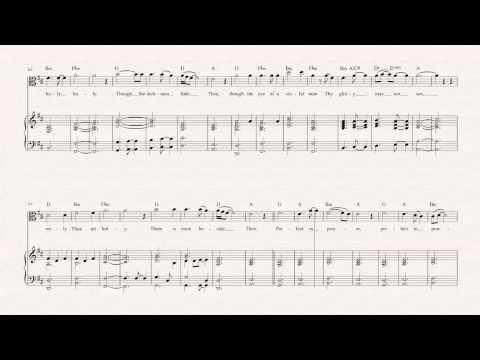 Viola - Holy Holy Holy -  Sufjan Stevens -  Sheet Music, Chords, & Vocals