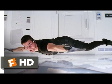 Mission: Impossible (1996) - Close Call Scene (5/9) | Movieclips