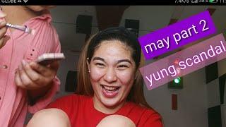 Abbie & Dan Vlog Make Up Vlog By:aliah Ferrer Vasquez May Nagap Na Aminan Chikahan Tawanan😂😂😂