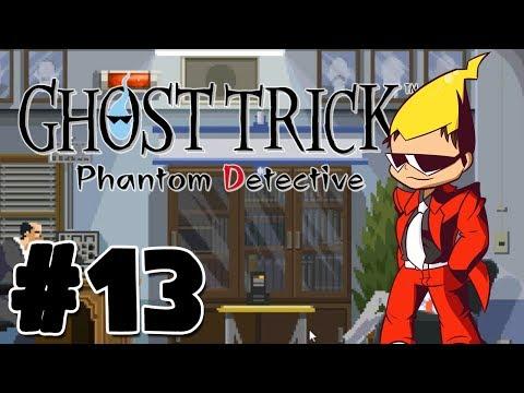 Ghost Trick: Phantom Detective: Ep 13: Disturbing Evidence