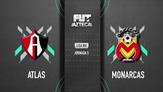 Atlas 1-3 Monarcas | Clausura 2020 | Liga MX