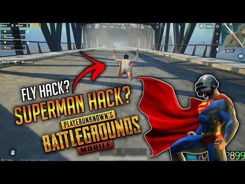 SUPERMAN GLITCH IN PUBG MOBILE DID I HACK PUBG OR GLITCH? PUBG MOBILE FUNNY