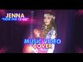 Alessia Cara- HOW FAR I'LL GO- Jenna Davis- Music Video Cover