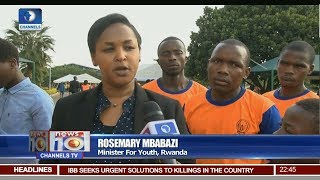 Rwanda Youth Development: Minister Of Youth Wants Youth To Be More Active