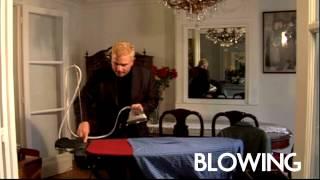 видео Ремонт гладильных систем Krausen