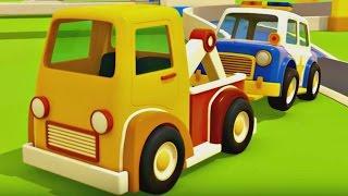 new cartoon for kids helper cars car cartoon about a fire truck a police car and an ambulance