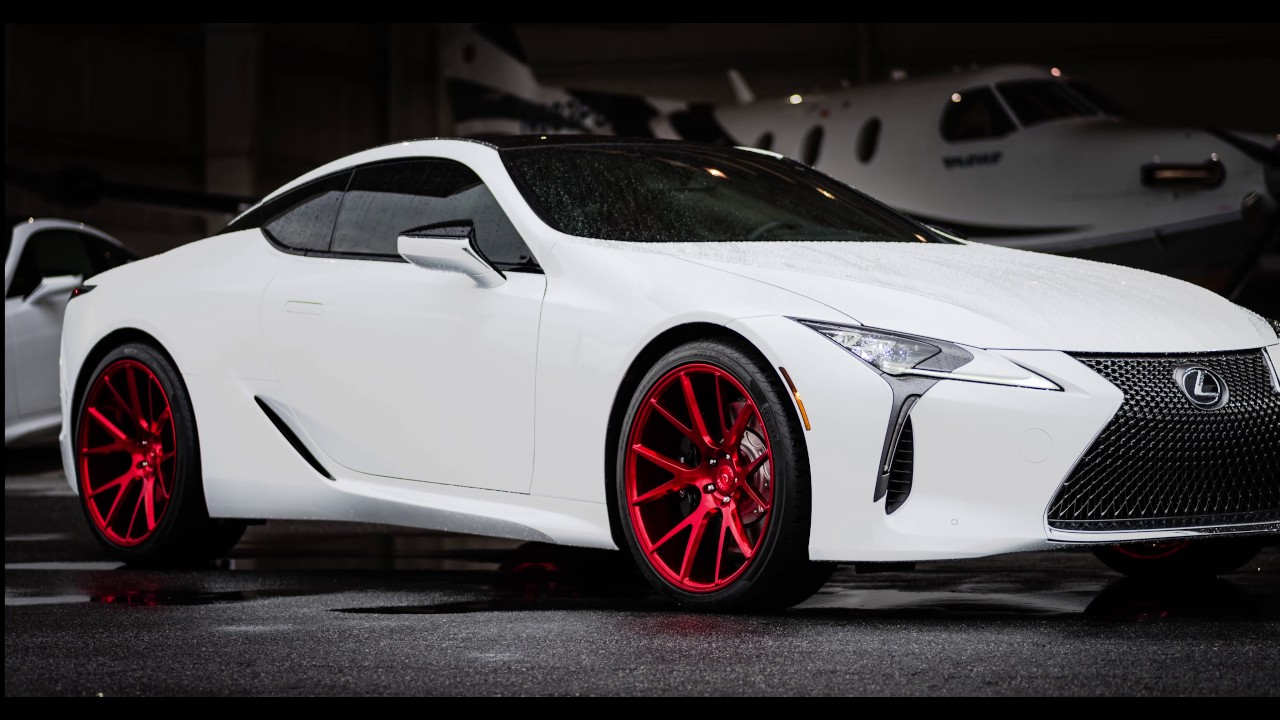 The Collection at Nalley Lexus Roswell 2018 Lexus LC 500 - YouTube