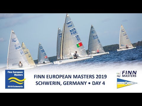 Highlights from Day 4 at the Finn European Masters at Schwerin in Germany