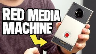 Red Hydrogen Titanium Edition Unboxing!!