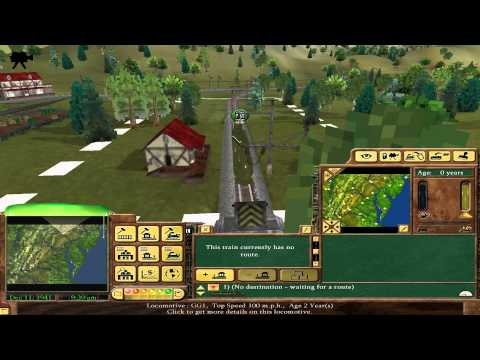 Railroad Tycoon 3 15 - The War Effort 1/2