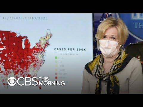 White House Coronavirus Task Force says pandemic is worsening