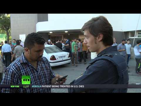 NewsTeam: Unforeseen obstacles halt report from war-torn Gaza (E41)