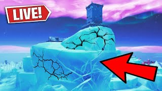 *NEW* FORTNITE POLAR PEAK CRACKING RIGHT NOW! (24/7 Fortnite livestream)