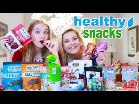 AMERICA'S HEALTHIEST SNACKS!!!